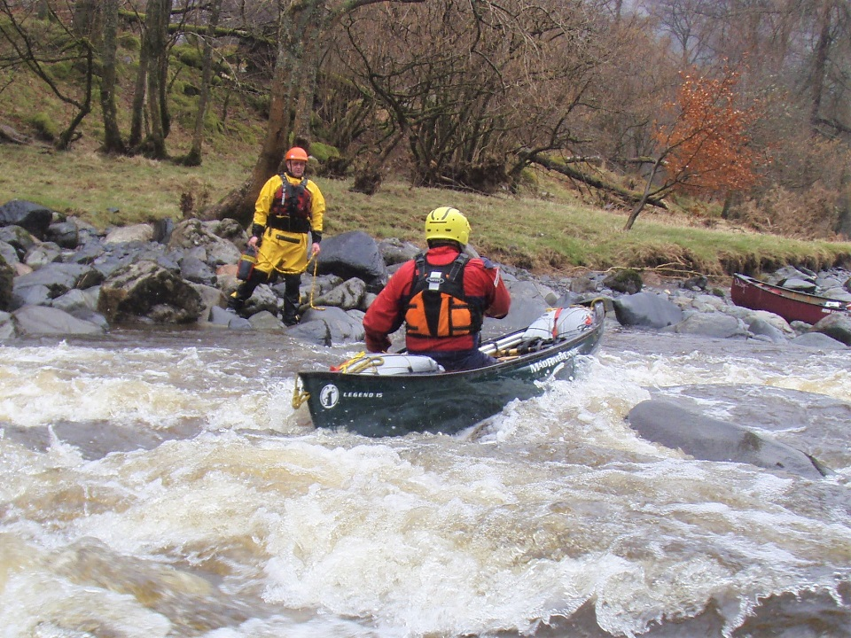 British Canoeing Leadership & Safety courses