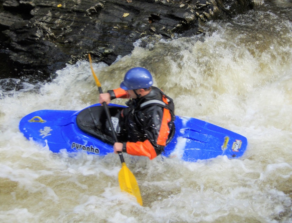 White Water Kayak Private Tuition and Guiding