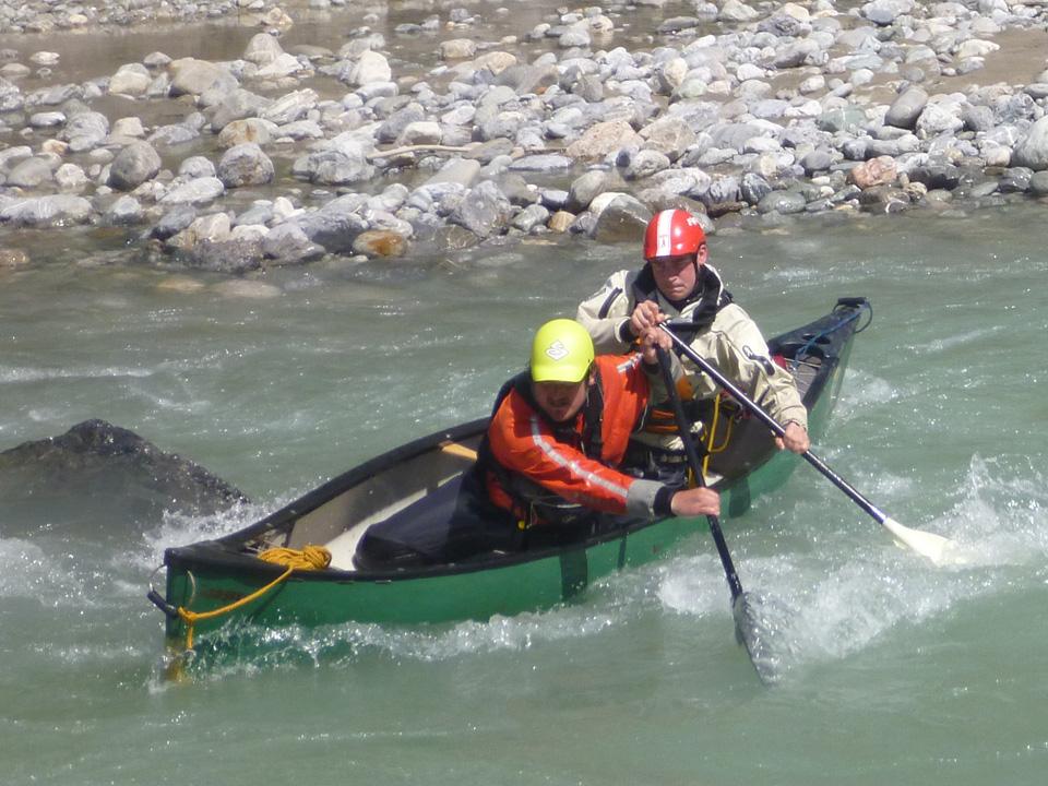 Advanced Canoe Award