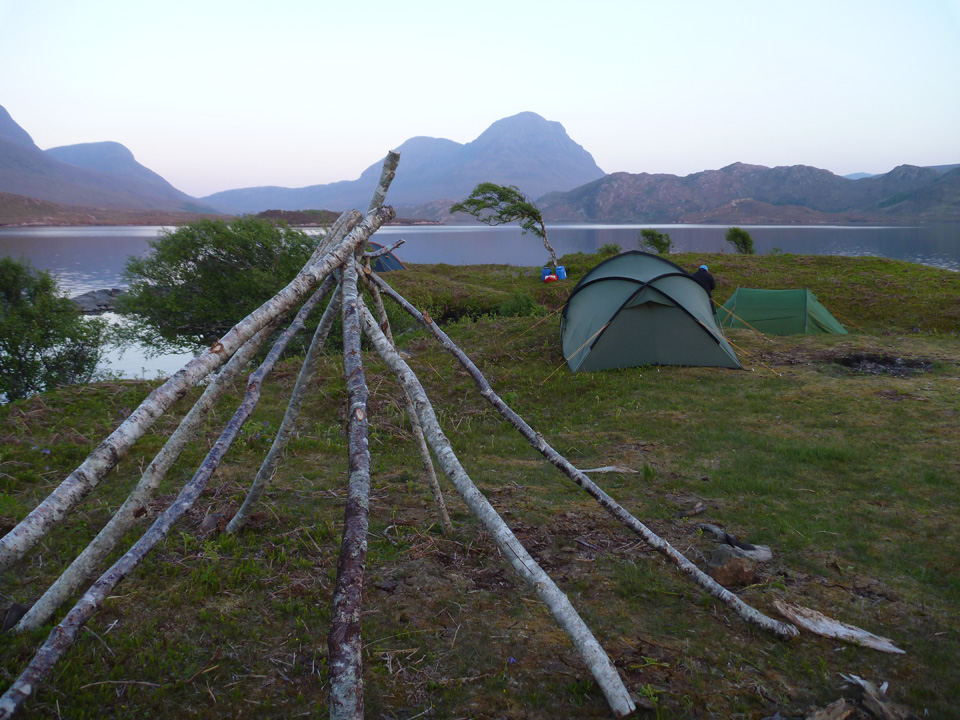Canoe Expedition Assynt