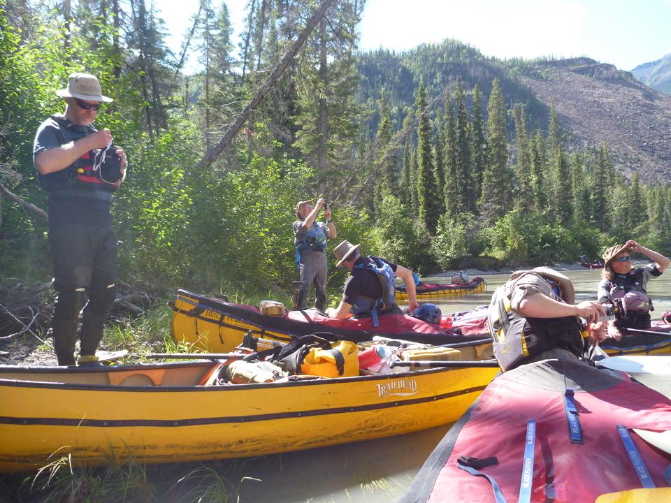 Canoe Expedition Canada
