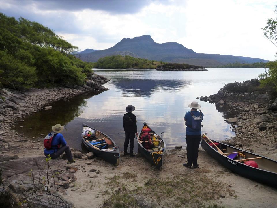 Canoe Guide Assessment
