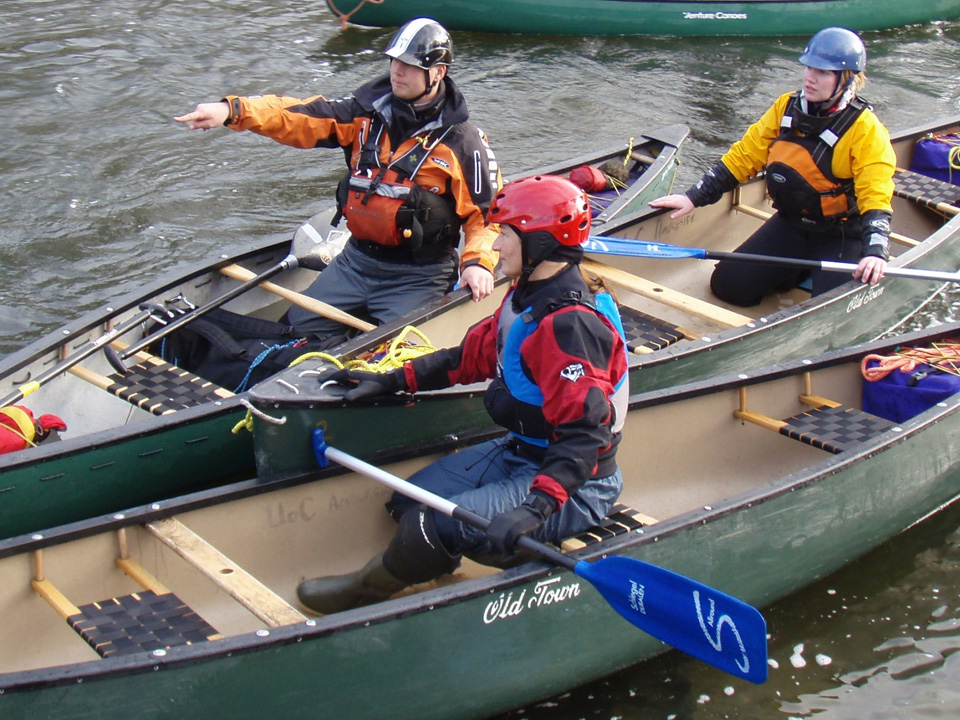 Canoe Leader Assessment