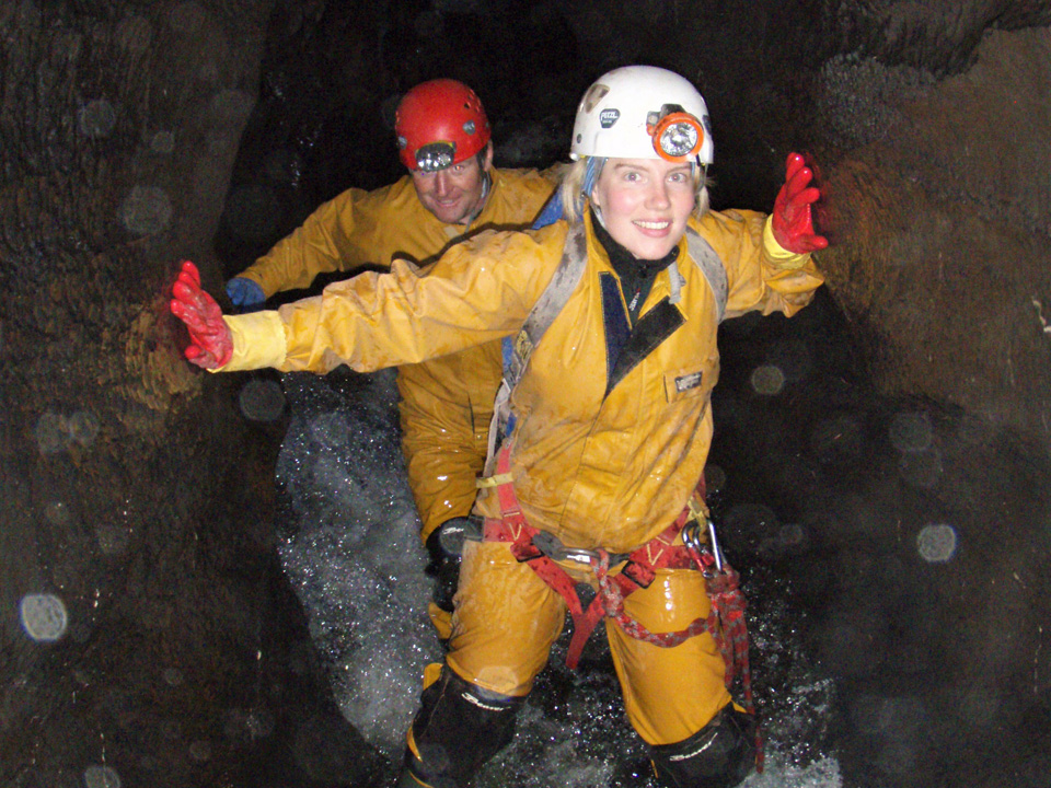 British Caving Association courses