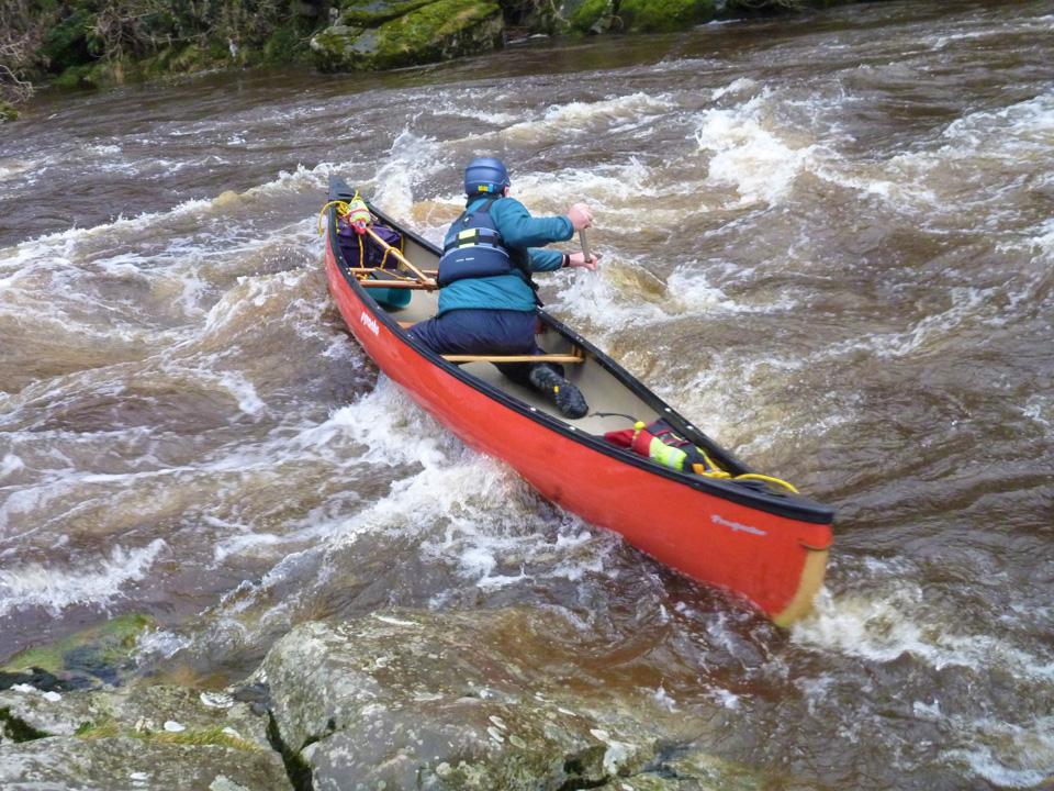 Progressive Canoe Award