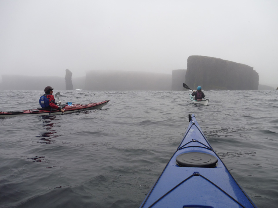 Sea Kayak Guide