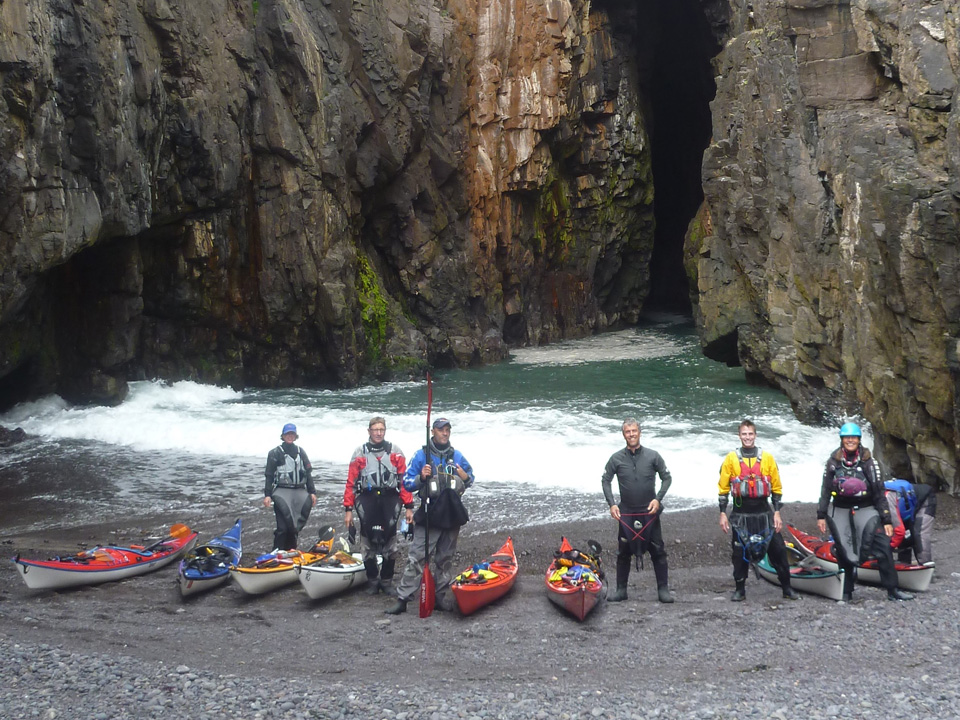 Sea Kayak Guide Assessment