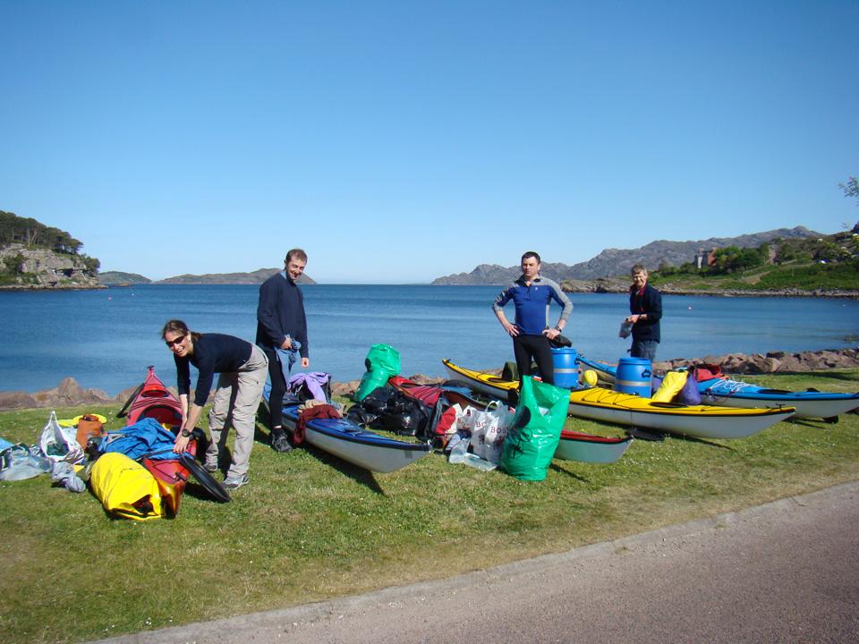 Campcraft & Expedition Skills