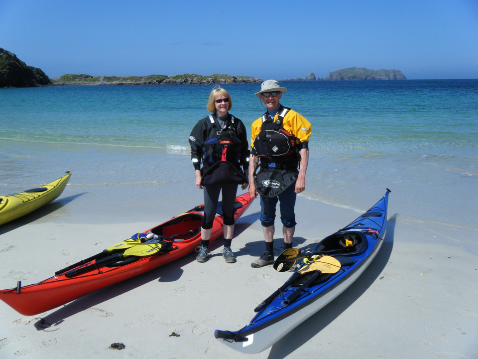 Sea Kayak Private Tuition and Guiding