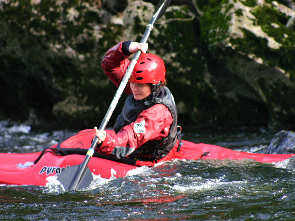 White Water Kayak Performance Awards