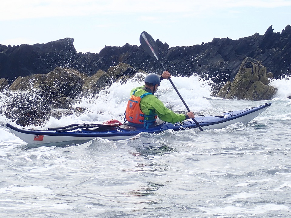 Advanced Sea Kayak Leader Training