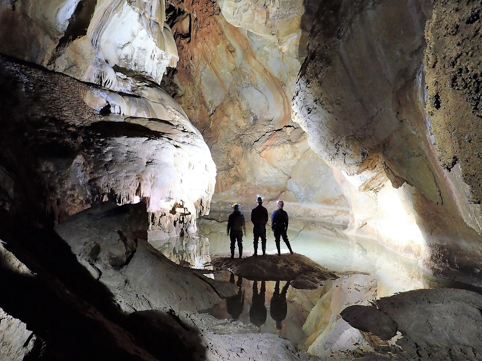 Caving trips & expeditions