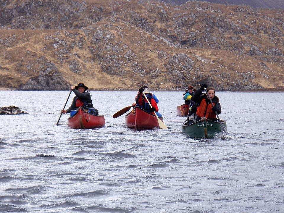 Canoe Leader Open Water
