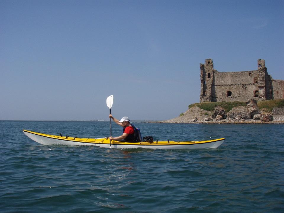 Barrow sea kayaking